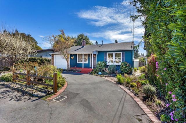226 Roble Ave, Redwood City, CA 94061 (#ML81742895) :: The Warfel Gardin Group