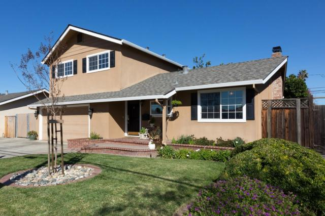 2878 New Jersey Ave, San Jose, CA 95124 (#ML81742966) :: The Kulda Real Estate Group