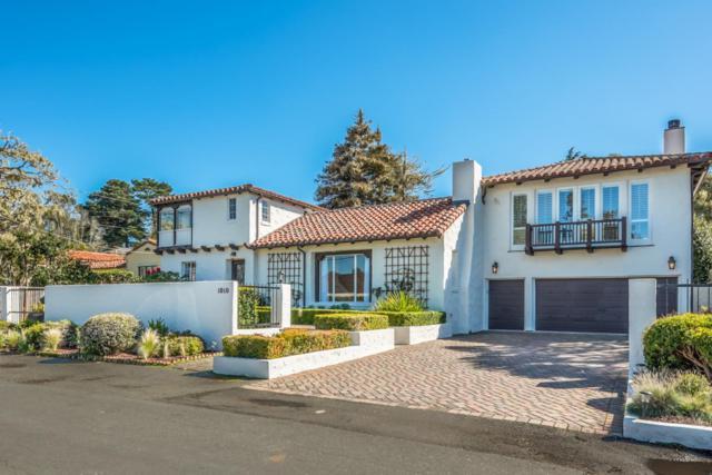 1010 Broncho Rd, Pebble Beach, CA 93953 (#ML81742983) :: The Gilmartin Group