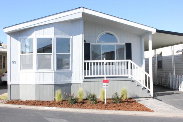 600 E Weddell Dr 77, Sunnyvale, CA 94089 (#ML81742991) :: The Kulda Real Estate Group