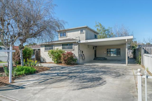 385 Larkspur Dr, East Palo Alto, CA 94303 (#ML81743008) :: Live Play Silicon Valley