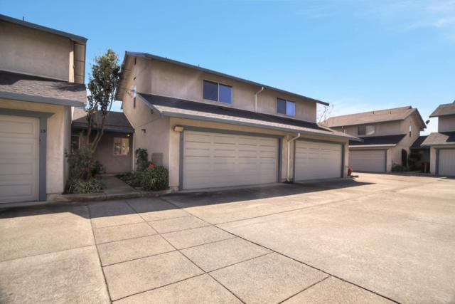595 Blossom Way 14, Hayward, CA 94541 (#ML81743130) :: The Goss Real Estate Group, Keller Williams Bay Area Estates