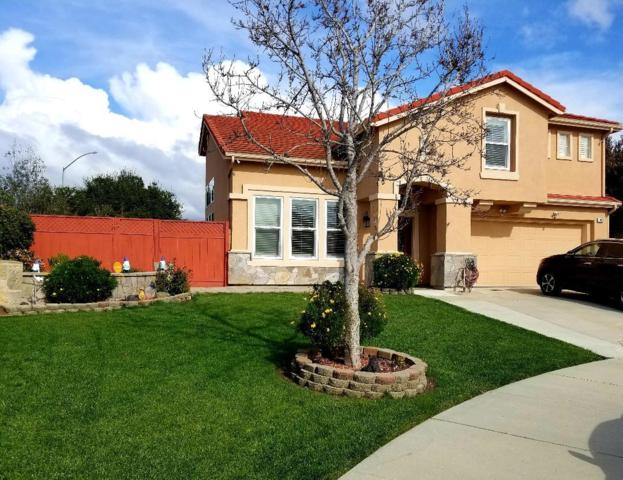 1401 Madrone Dr, Salinas, CA 93905 (#ML81743156) :: Live Play Silicon Valley