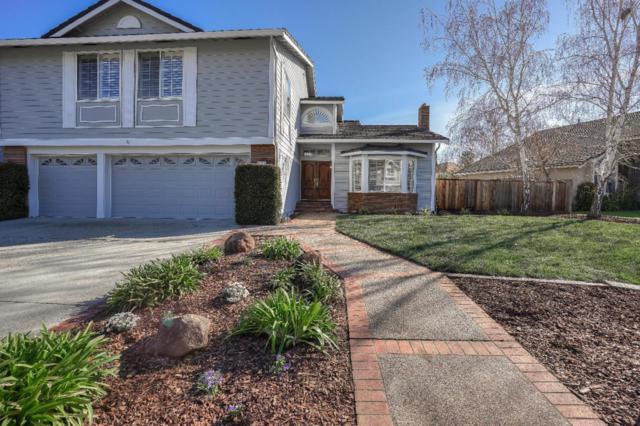 1213 Valley Quail Cir, San Jose, CA 95120 (#ML81743207) :: The Warfel Gardin Group