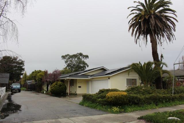 317 Lighthouse Ave, Santa Cruz, CA 95060 (#ML81743213) :: The Warfel Gardin Group