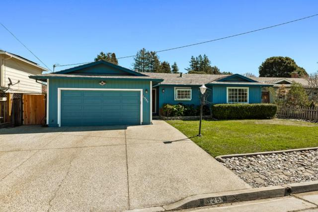 325 Danube Dr, Aptos, CA 95003 (#ML81743232) :: Strock Real Estate