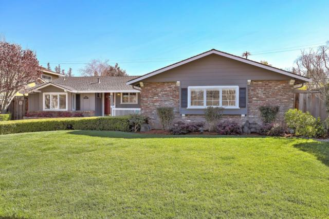 1280 Bent Dr, Campbell, CA 95008 (#ML81743244) :: The Goss Real Estate Group, Keller Williams Bay Area Estates