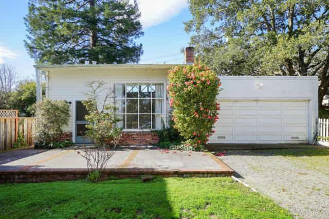 1453 Bernal Ave, Burlingame, CA 94010 (#ML81743250) :: Keller Williams - The Rose Group