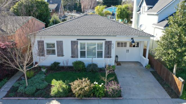 627 Gilroy Dr, Capitola, CA 95010 (#ML81743251) :: The Kulda Real Estate Group