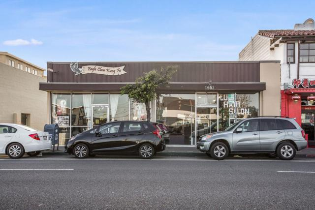 1655 El Camino Real, Millbrae, CA 94030 (#ML81743260) :: The Goss Real Estate Group, Keller Williams Bay Area Estates