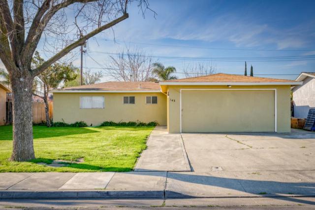 343 Orange Ave, Los Banos, CA 93635 (#ML81743267) :: The Kulda Real Estate Group