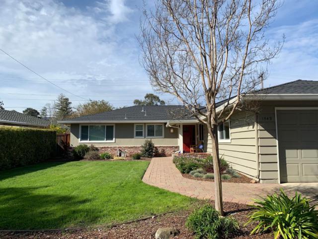 1549 Barton Dr, Sunnyvale, CA 94087 (#ML81743321) :: The Kulda Real Estate Group