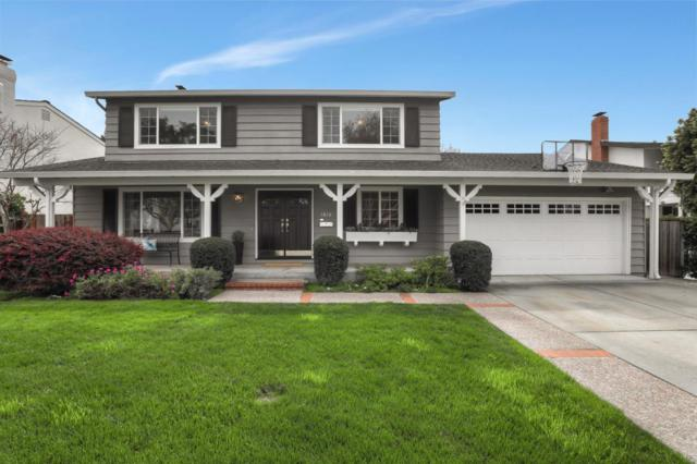 1818 Montemar Way, San Jose, CA 95125 (#ML81743341) :: The Warfel Gardin Group