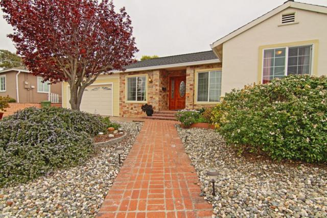 222 Edinburgh Ave, Monterey, CA 93940 (#ML81743350) :: Strock Real Estate