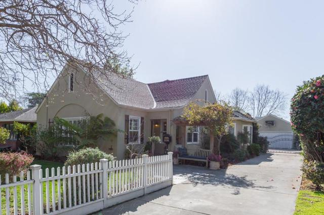 1268 Glenwood Ave, San Jose, CA 95125 (#ML81743381) :: The Warfel Gardin Group