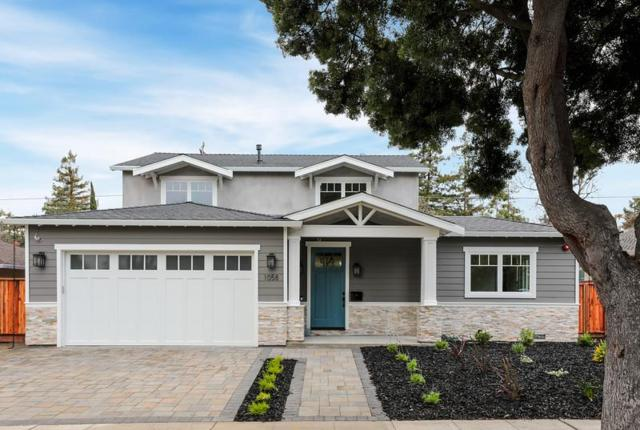 1058 Lois Ave, Sunnyvale, CA 94087 (#ML81743387) :: The Warfel Gardin Group