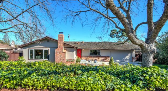 1495 Cedar Pl, Los Altos, CA 94024 (#ML81743390) :: Brett Jennings Real Estate Experts