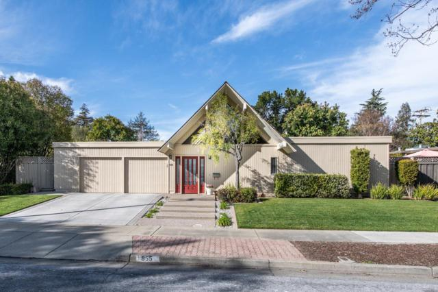 855 Trenton Dr, Sunnyvale, CA 94087 (#ML81743391) :: The Warfel Gardin Group