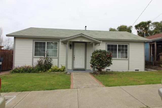 40 9th St, Watsonville, CA 95076 (#ML81743436) :: The Realty Society