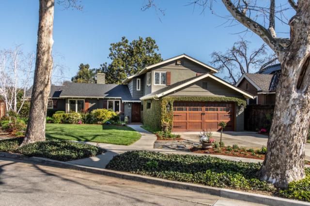 1519 Glenwood Ave, San Jose, CA 95125 (#ML81743545) :: Brett Jennings Real Estate Experts