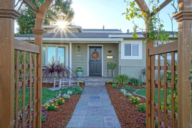 5391 Taft Dr, San Jose, CA 95124 (#ML81743576) :: Brett Jennings Real Estate Experts