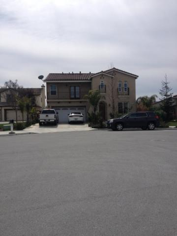 1370 Black Forest Dr, Hollister, CA 95023 (#ML81743588) :: The Realty Society
