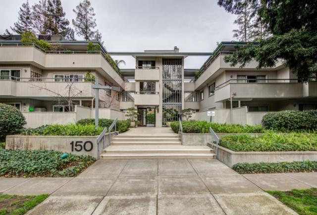 150 Alma St 213, Menlo Park, CA 94025 (#ML81743598) :: Brett Jennings Real Estate Experts