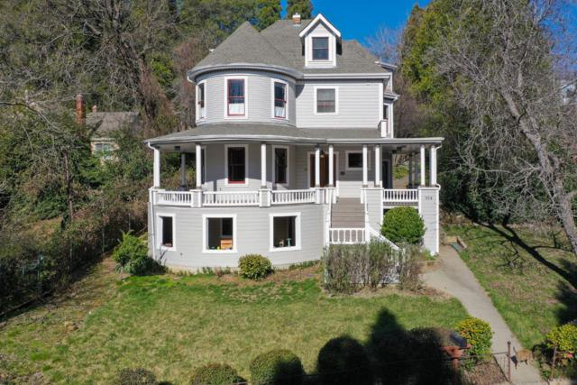 358 Mill St, Grass Valley, CA 95945 (#ML81743650) :: The Kulda Real Estate Group