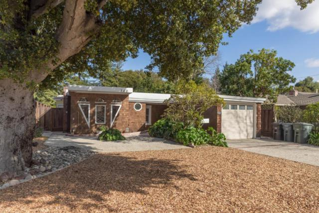 720 Laurel Ave, Menlo Park, CA 94025 (#ML81743746) :: Brett Jennings Real Estate Experts