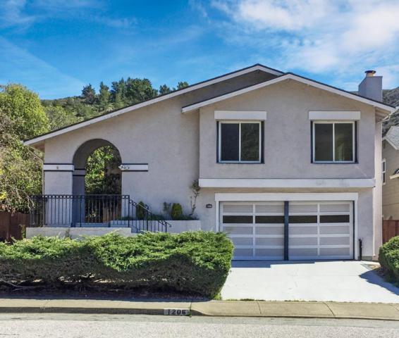 1206 Oddstad Blvd, Pacifica, CA 94044 (#ML81743789) :: Strock Real Estate