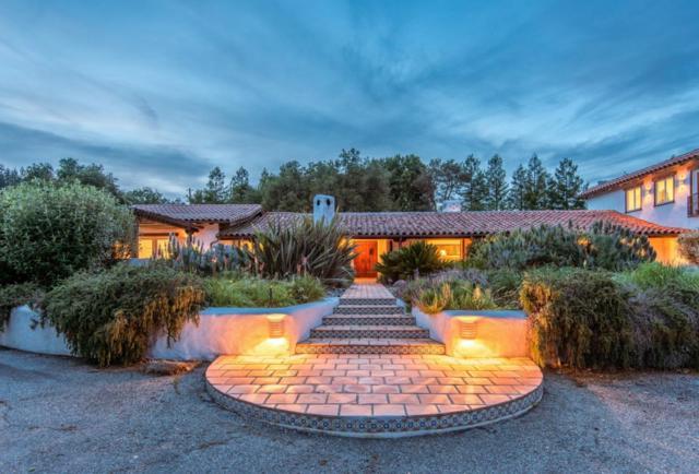 18921 Bear Creek Rd, Los Gatos, CA 95033 (#ML81743809) :: Julie Davis Sells Homes