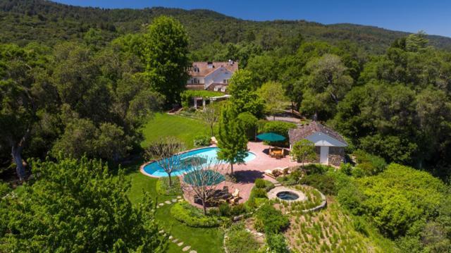 218 Family Farm Rd, Woodside, CA 94062 (#ML81743811) :: Strock Real Estate