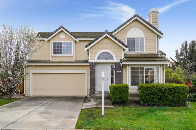 891 Coventry Cir, Milpitas, CA 95035 (#ML81743812) :: The Kulda Real Estate Group