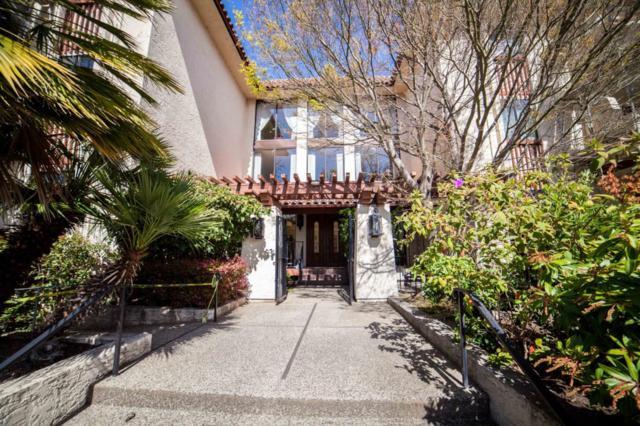 320 Elm St 306, San Mateo, CA 94401 (#ML81743830) :: The Goss Real Estate Group, Keller Williams Bay Area Estates