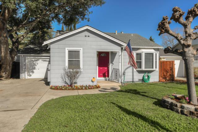 214 Roosevelt Ave, Redwood City, CA 94061 (#ML81743834) :: Brett Jennings Real Estate Experts