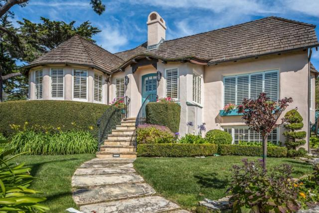 0 SE San Antonio & 8th Avenue, Se Corner, Carmel, CA 93921 (#ML81743858) :: The Sean Cooper Real Estate Group