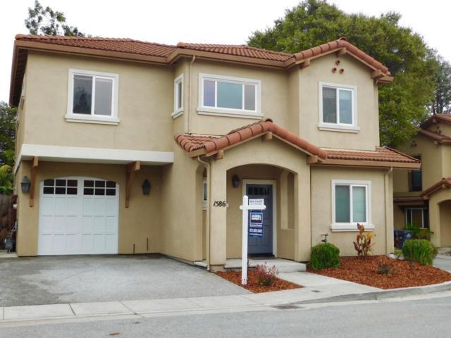 1586 Heritage Ln, Santa Cruz, CA 95062 (#ML81743871) :: The Kulda Real Estate Group