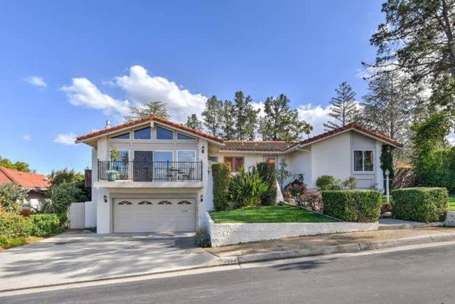 308 Casitas Bulevar, Los Gatos, CA 95032 (#ML81743886) :: Brett Jennings Real Estate Experts