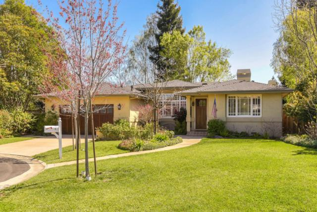 4 Alder Pl, Menlo Park, CA 94025 (#ML81743934) :: Brett Jennings Real Estate Experts