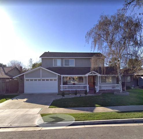 1332 Crestwood Dr, San Jose, CA 95118 (#ML81743975) :: The Warfel Gardin Group