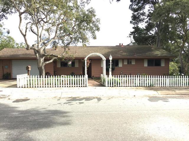 107 Via Del Pinar, Monterey, CA 93940 (#ML81744076) :: Strock Real Estate