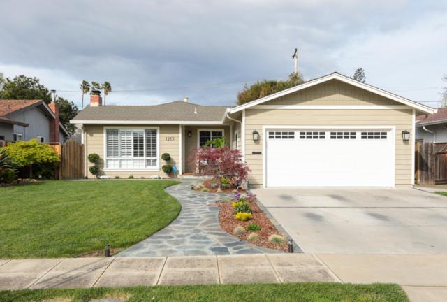 1213 Woodlawn Ave, San Jose, CA 95128 (#ML81744114) :: Julie Davis Sells Homes