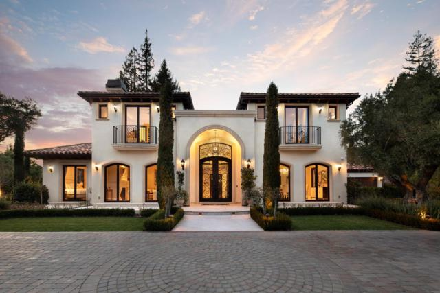 24 Stockbridge Ave, Atherton, CA 94027 (#ML81744128) :: Julie Davis Sells Homes