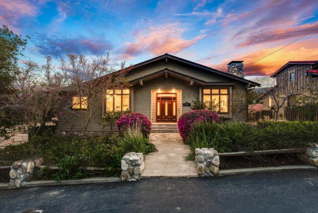17660 Bruce Ave, Monte Sereno, CA 95030 (#ML81744138) :: Brett Jennings Real Estate Experts
