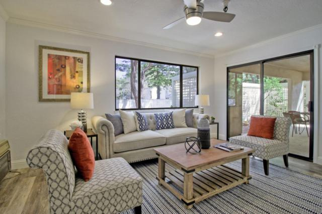 449 Alberto Way D133, Los Gatos, CA 95032 (#ML81744170) :: Brett Jennings Real Estate Experts