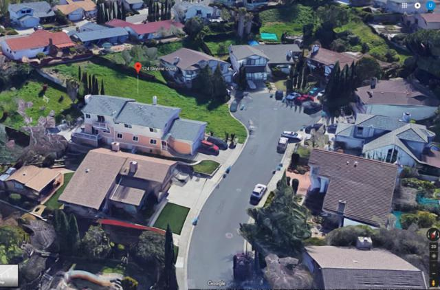124 Skyline Ct, Vallejo, CA 94591 (#ML81744382) :: Strock Real Estate