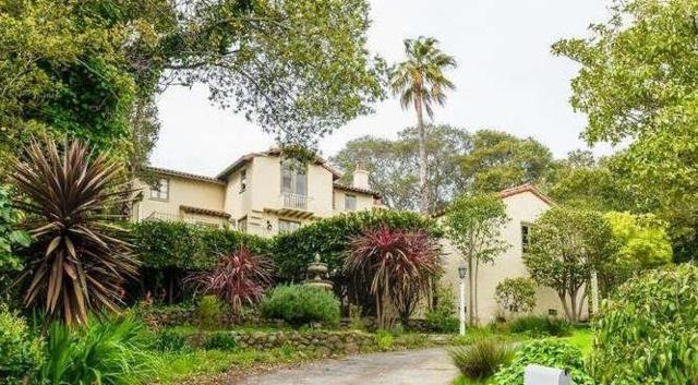1016 San Raymundo Rd, Hillsborough, CA 94010 (#ML81744487) :: Strock Real Estate