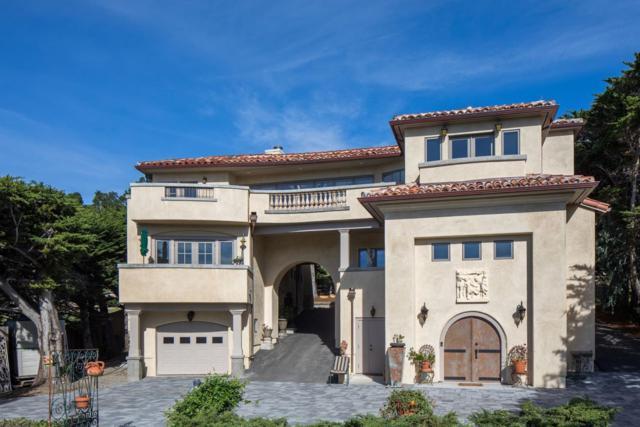 3285 Martin Rd, Carmel, CA 93923 (#ML81744861) :: The Kulda Real Estate Group