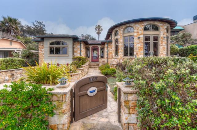 26077 Scenic Rd, Carmel, CA 93923 (#ML81744988) :: The Kulda Real Estate Group