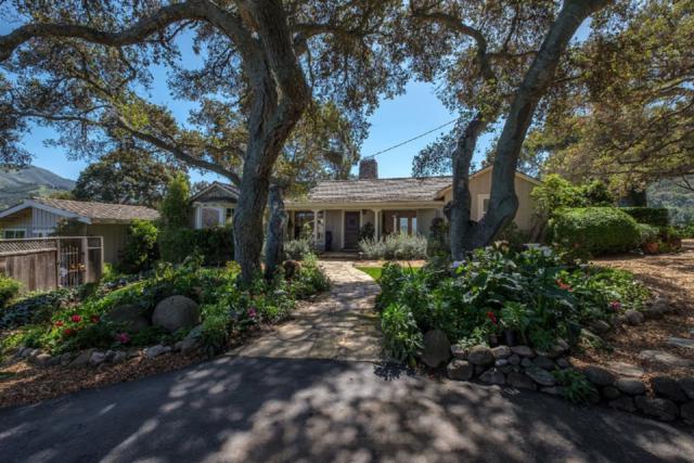 35 W Garzas Rd, Carmel Valley, CA 93924 (#ML81745022) :: Strock Real Estate